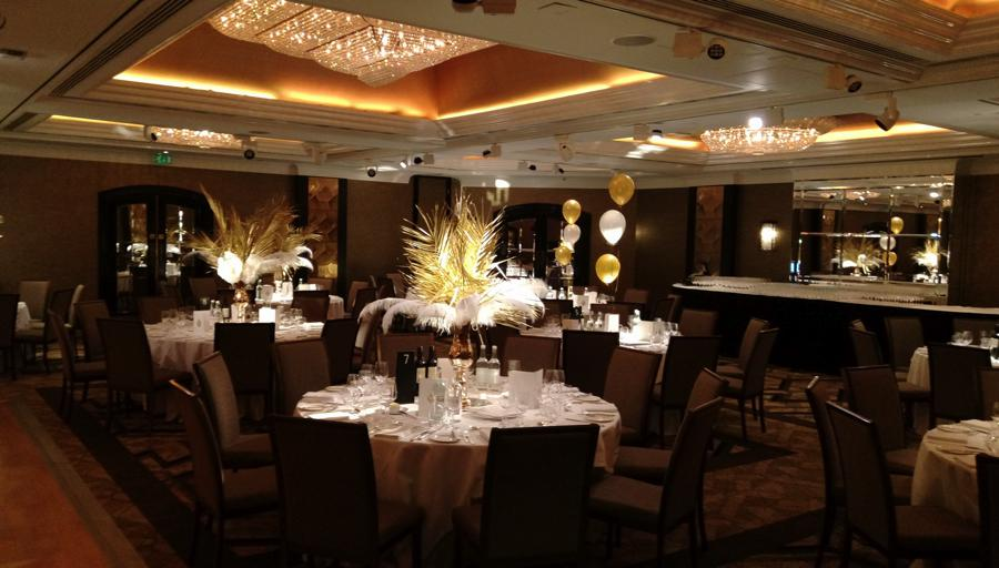 We had a brilliant event at the fabulous Jumeirah Carlton 1